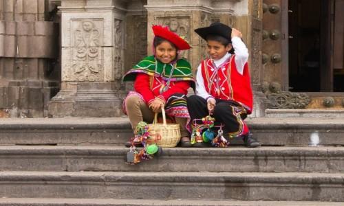 Zdjęcie PERU / Lima / Lima / Zakochana para