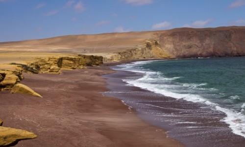 Zdjęcie PERU / Paracas / / / Na półwyspie Paracas
