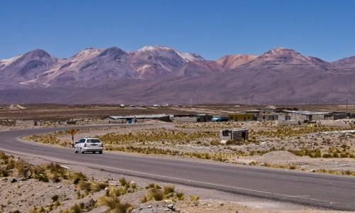 Zdjęcie PERU / Arequipa / w drodze / Przystanek na 4010 m npm