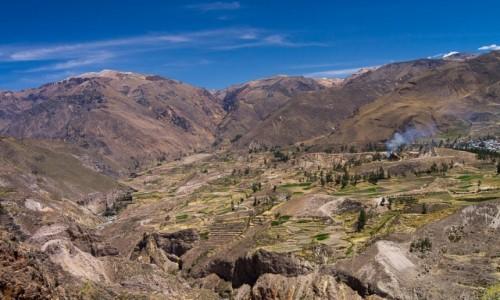 Zdjęcie PERU / Arequipa / Colca Valley / W dolinie Colca