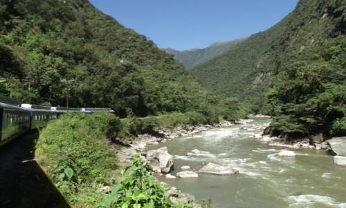 Zdjecie PERU / Machu Picchu / Machu Picchu / W drodze do Mac