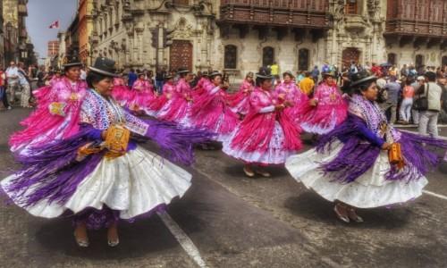 Zdjęcie PERU / Lima / Lima / Koloryt Peru