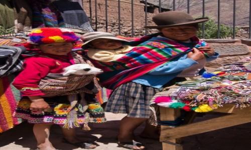 Zdjecie PERU / Święta Dolina Inków / Pisac / Rodzinka
