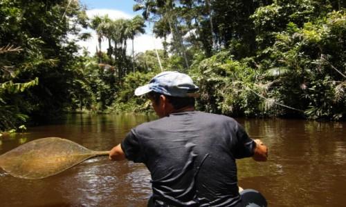 Zdjecie PERU / Peru / Peru / Prosto do dżung