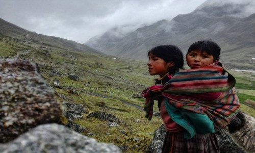 Zdjecie PERU / Cusco  / Quico Grande / Indianie Qeros