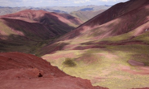 PERU / Ausangate / Red Valley / Red Valley
