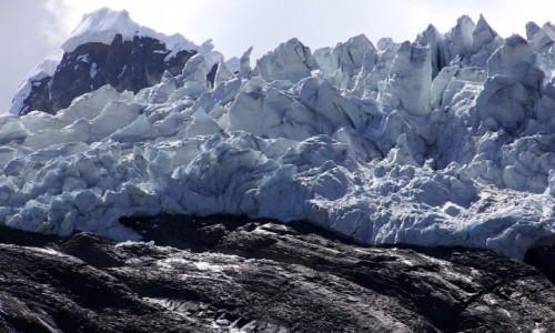 Zdjecie PERU / Cordillera Blanca Sur / Cayash  / Andy