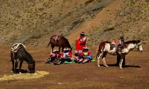 Zdjęcie PERU / Cusco / Andy / Czas na odpoczynek