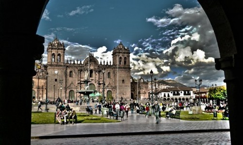 PERU / Cusco / Cusco / Cusco