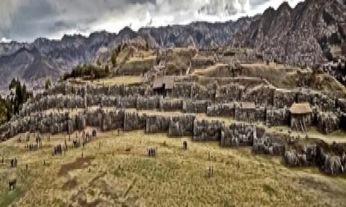 PERU / Cusco / Cusco / Sacsayhuaman