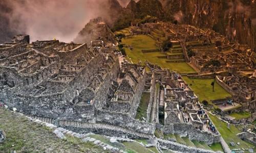 PERU / Cusco / Machu Picchu / Machu Picchu