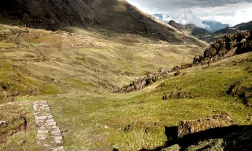 PERU / Cusco / Choquequirao / Droga Inków