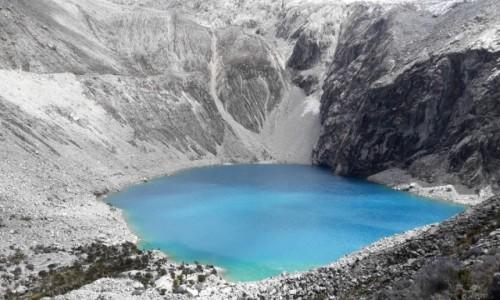 Zdjecie PERU / Huaraz  / Laguna 69 / .....