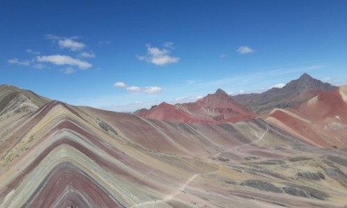 PERU / Arequipa  / Rainbow mountain  / ....