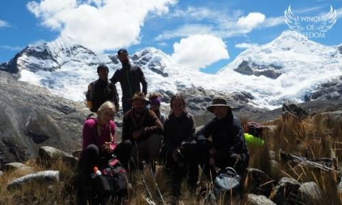 Zdjecie PERU / Andy / Huaraz / Cordillera Blanca