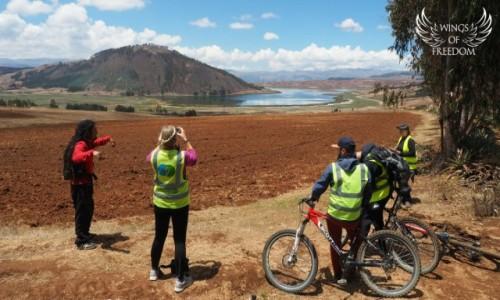 Zdjecie PERU / Andy / Cuzco / Bike trip