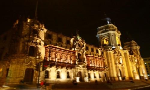 Zdjecie PERU / Andy / Lima / Plaza de Armas - Lima
