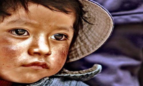 Zdjecie PERU / Cusco / Cusco / Luisito - aged 4
