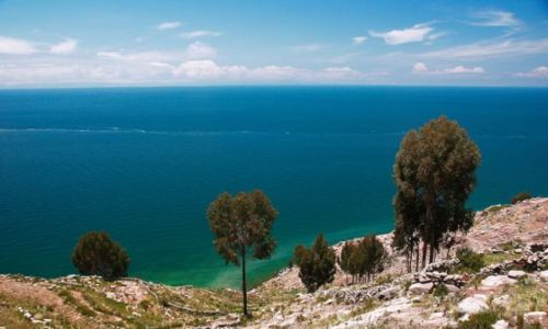 Zdjęcie PERU / brak / Jezioro TITICACA / Titicaca