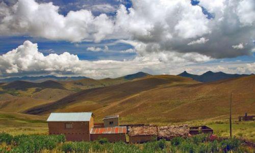 Zdjecie PERU / -Przed grnicą z Boliwią / okol.wioski Chucoito / Z cyklu ....w drodze