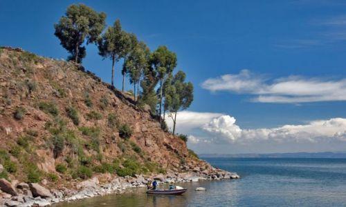 Zdjęcie PERU / brak / Jezioro TITICACA / Titicaca 2