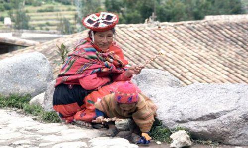 Zdjecie PERU / brak / PISAC / Z cyklu kobiety świata