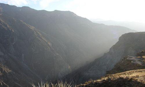 Zdjecie PERU / brak / Canion Colca / w oczekiwaniu na kondory......:)