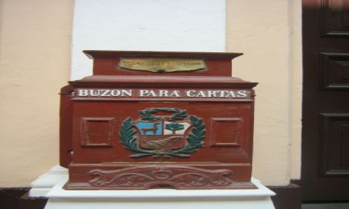 Zdjecie PERU / Lima / brak / EN CORREOS