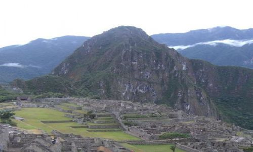 Zdjecie PERU / brak / Machu Pichu / Machu Pichu