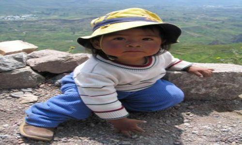 Zdjecie PERU / Colca Canyon / Colca Canyon / nino