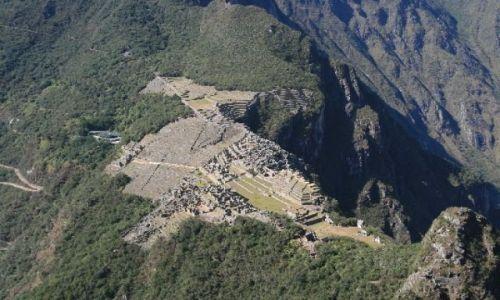 Zdjecie PERU / sacred valley / brak / macchu z góry...