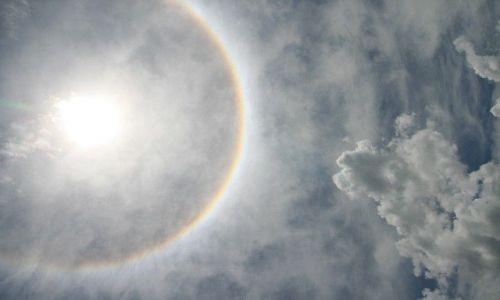 Zdjecie PERU / sacred valley / macchu / rainbow