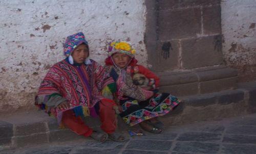 PERU / brak / Cuzco / dzieci