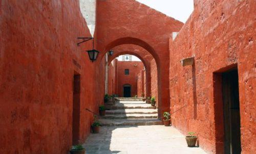 Zdjęcie PERU / brak / Klasztor Sw.Katarzyny / Arequipa