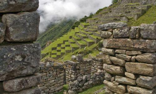 Zdjęcie PERU / brak / Machu Picchu / Machu Picchu