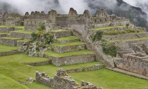 Zdjęcie PERU / brak / Machu Picchu / Machu Picchu 4