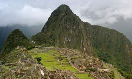 Zdjecie PERU / brak / Machu Picchu / Miasto w chmurach.
