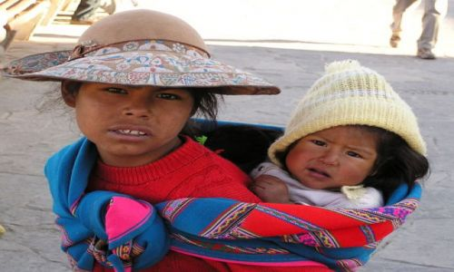Zdjecie PERU / brak / W drodze do Cuzco / Andyjskie Krajo