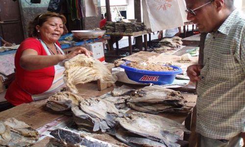 Zdjęcie PERU / amazonia (Loreto) / Iquitos / mercado Belen