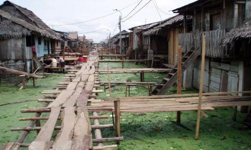 Zdjęcie PERU / amazonia (Loreto) / Iquitos - Masusa / zycie na wodzie