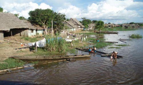 Zdjęcie PERU / amazonia (Loreto) / Iquitos - Nauta / zycie wzdluz wielkiej rzeki