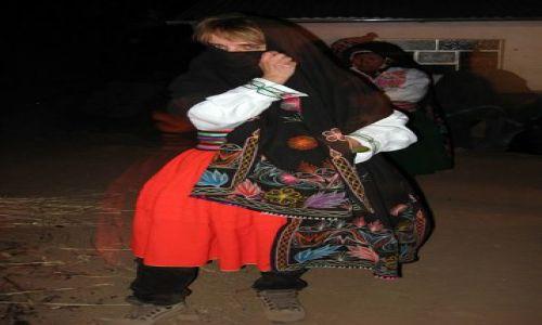 Zdjecie PERU / Puno - Jez Titicaca / Wyspa Amantani / tajemnicza tancerka