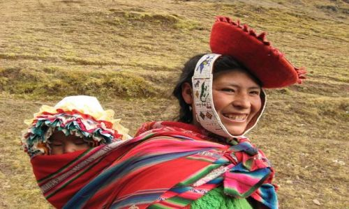 Zdjecie PERU / Cusco / Dolina Laraos / 1