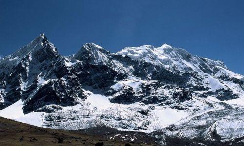 Zdjecie PERU / Cusco / kordyliera Vilcanota / .