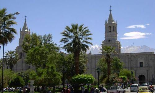 Zdjecie PERU / brak / Arequipia / Arequipia - Pla