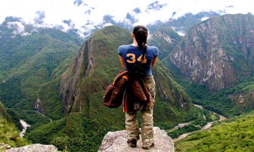 Zdjecie PERU / Ameryka Łacińska / Andy Peruwiańskie / Machu Picchu