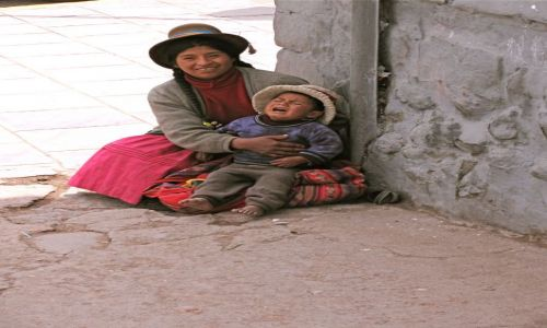 Zdjęcie PERU / Cuzco / Ameryka Łacińska / Cuzco