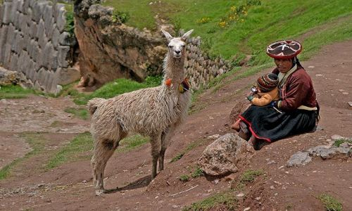 Zdjecie PERU / brak / Cuzco / Uśmiech proszę