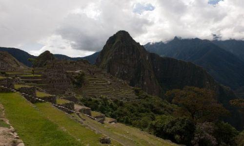 Zdjecie PERU / Cusco / Machu Picchu / Machu Picchu