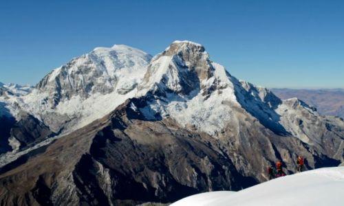 PERU / brak / Pisco 5752m / Huascaran, najwyższa góra Peru